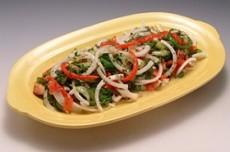 いわしと彩り野菜のマリネ