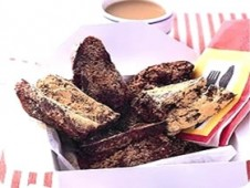 コーヒー&きな粉のフレンチトースト