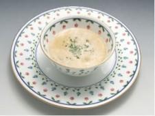 栗ときのこのスープ