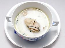 かきのミルクスープ