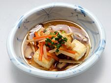 五目あんかけ豆腐
