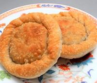 酥餅(スウピン) (あん入り練り込み餃子)