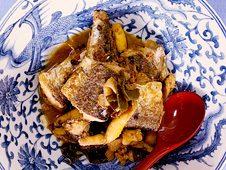 トビウオのつや煮 新生姜風味